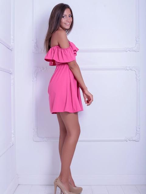 Платье розовое Podium 5036186