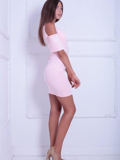Платье розовое Podium 5036198