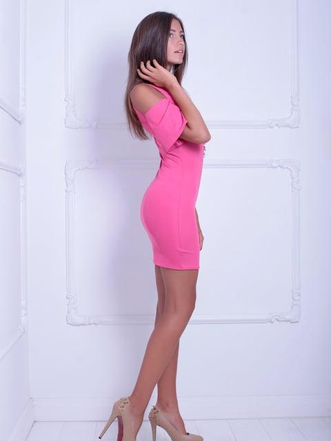 Платье розовое Podium 5036199