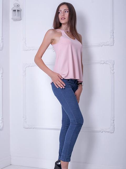 Блуза розовая Podium 5036313
