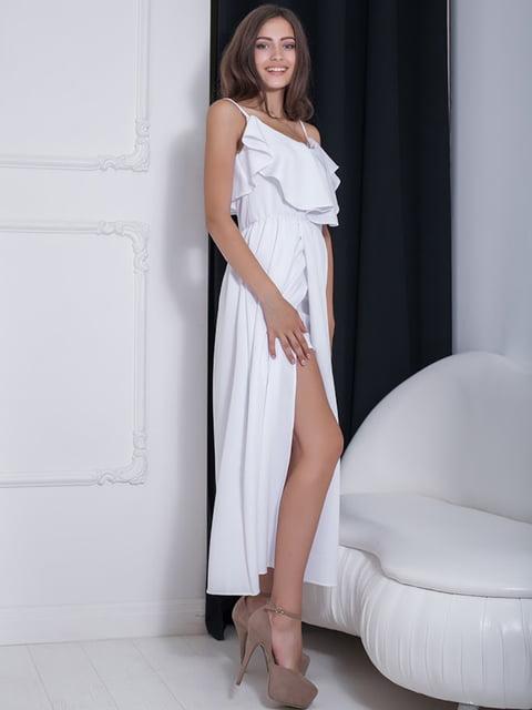 Платье белое Podium 5036342