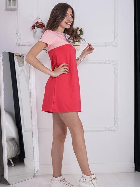 Платье двухцветное Podium 5036383