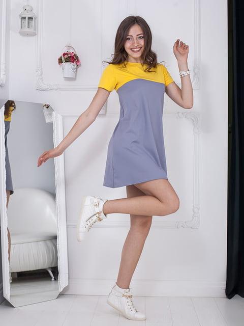 Платье двухцветное Podium 5036386
