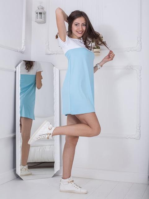 Платье двухцветное Podium 5036387
