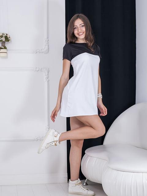 Платье двухцветное Podium 5036389