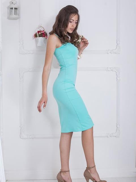 Платье мятного цвета Podium 5036409