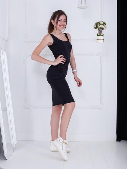 Платье черное Podium 5036422