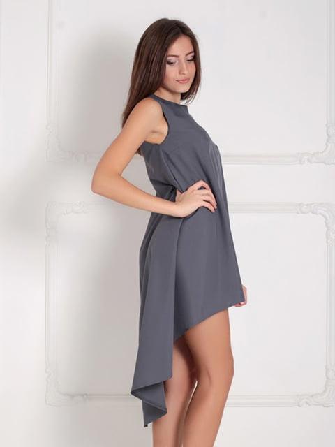 Платье серое Podium 5036434