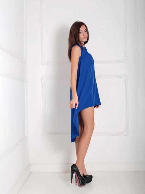 Платье синее Podium 5036440