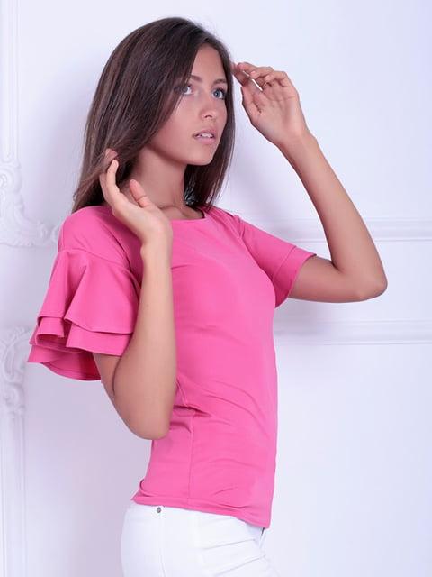 Блуза розовая Podium 5036482