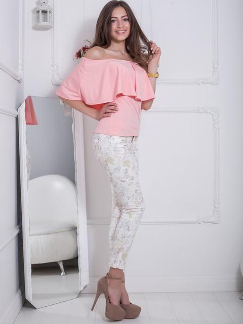 Блуза розовая Podium 5036509