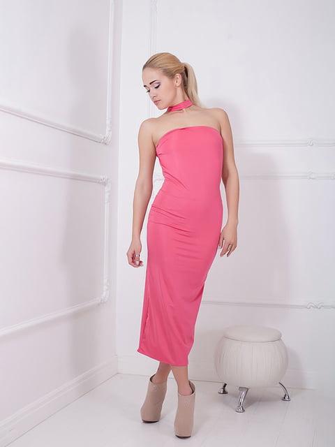 Платье розовое Podium 5036517