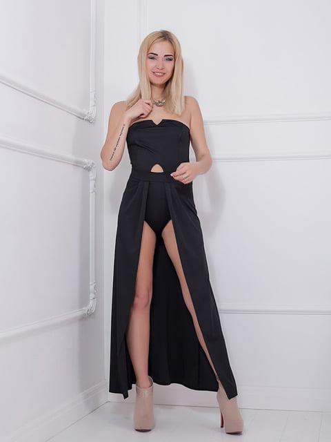 Платье черное Podium 5036536