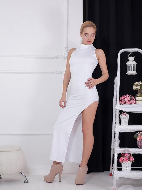 Платье белое Podium 5036542