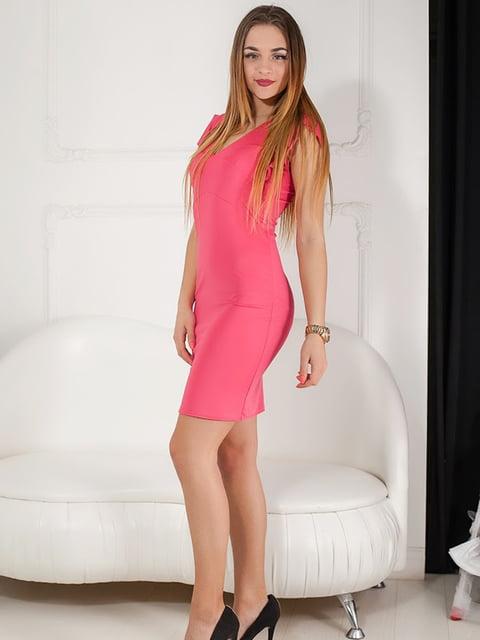 Платье розовое Podium 5036603