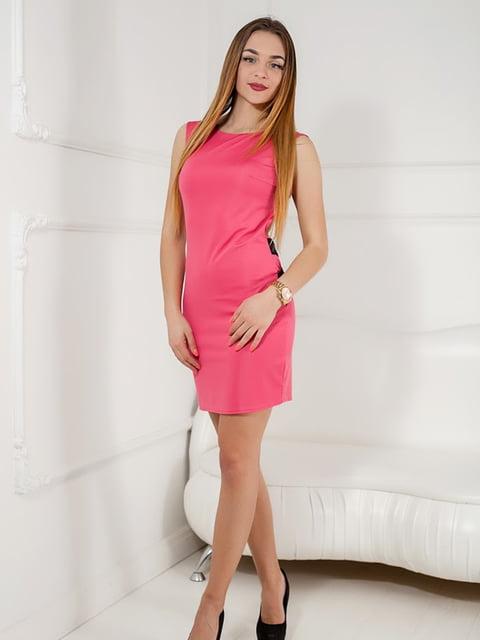 Платье розовое Podium 5036626