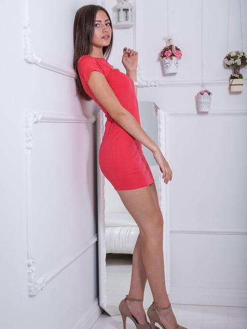 Платье розовое Podium 5036685