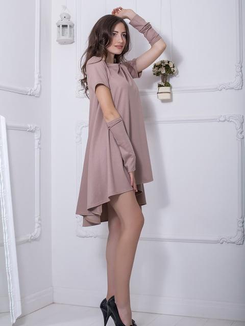 Платье бежевое Podium 5036701