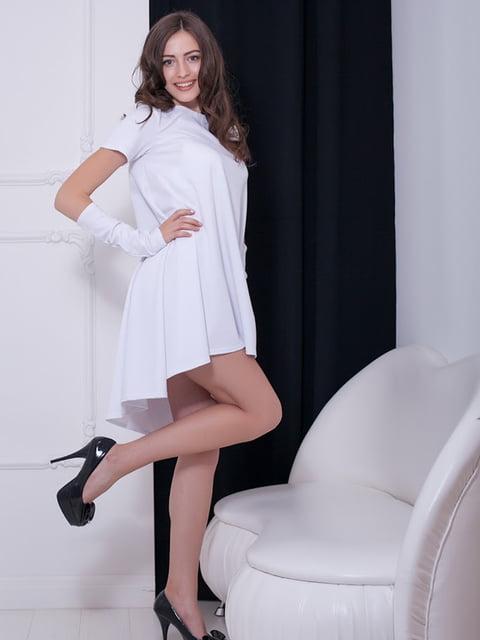 Платье белое Podium 5036702