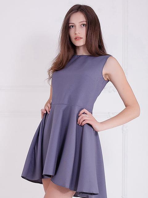 Платье серое Podium 5036743
