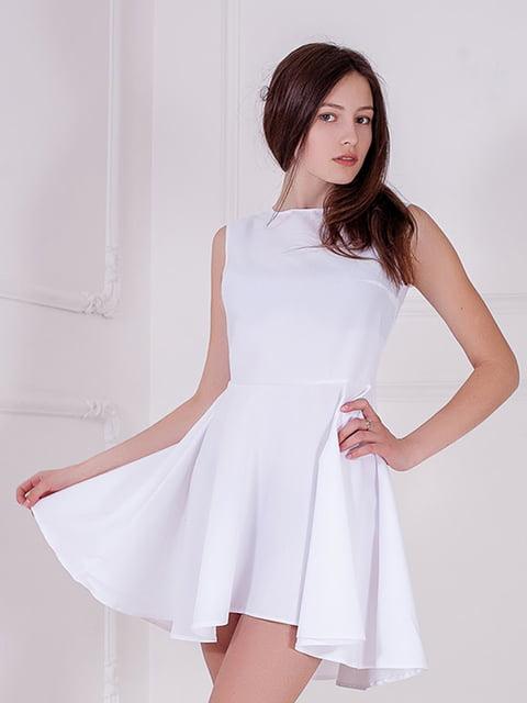 Платье белое Podium 5036744