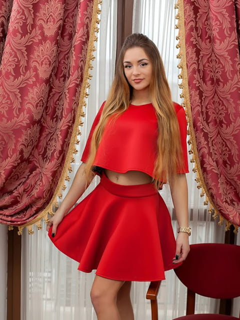 Комплект: блуза и юбка Podium 5036773