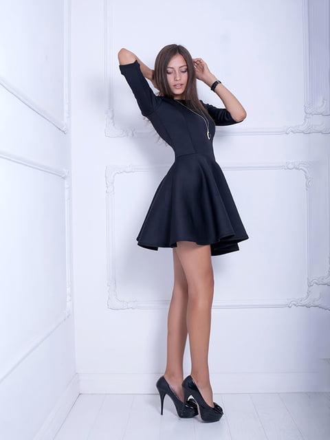 Платье черное Podium 5036791