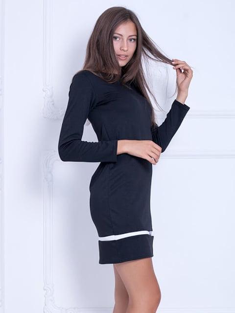 Платье черное Podium 5036822