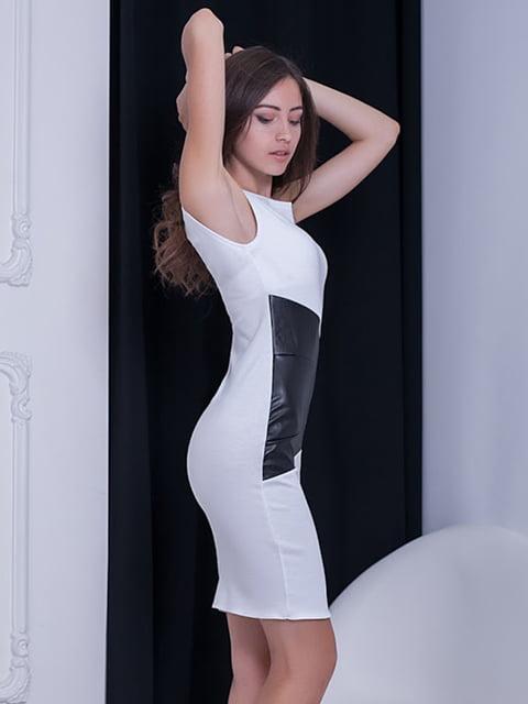 Платье двухцветное Podium 5036832
