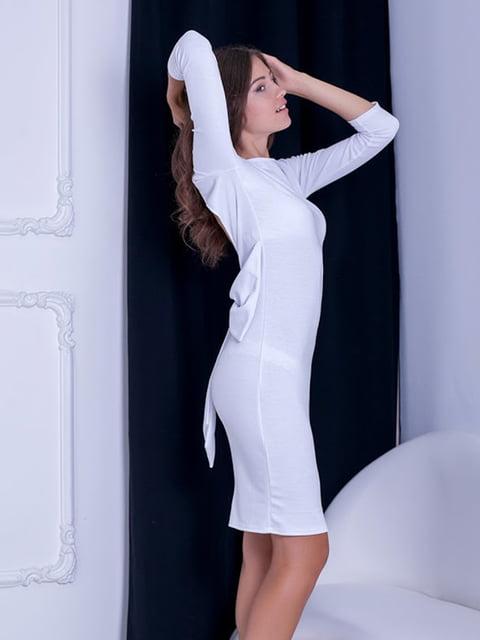 Платье белое Podium 5036844