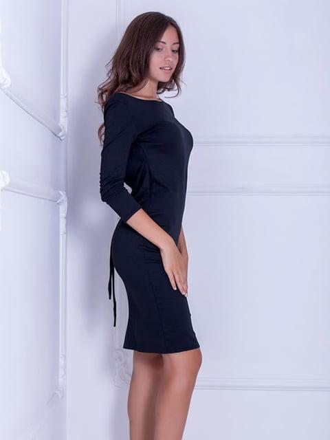Платье черное Podium 5036846