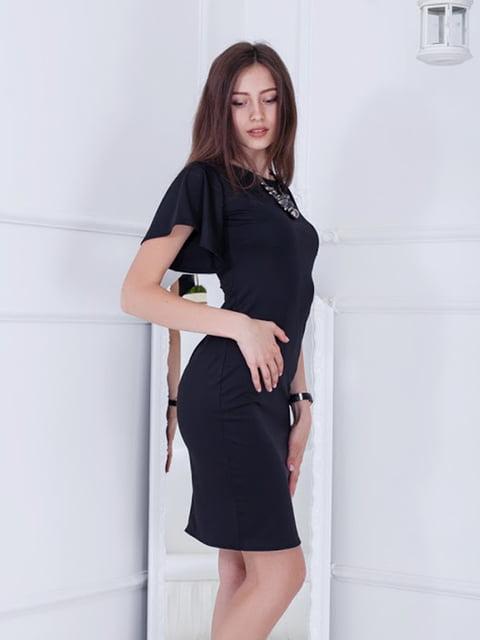 Платье черное Podium 5036896