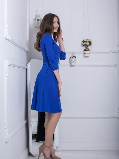 Платье синее Podium 5036952