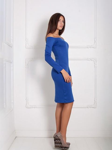 Платье синее Podium 5036956