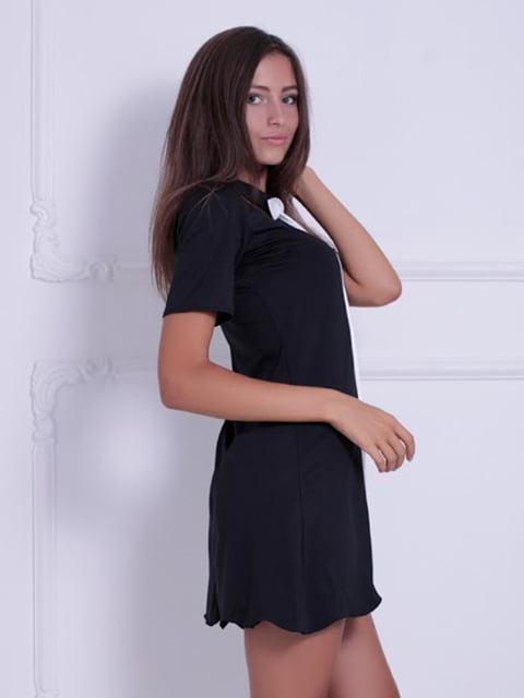 Платье черное Podium 5036972