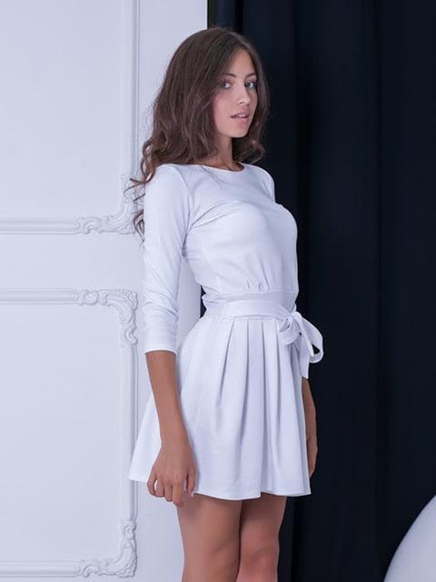 Платье белое Podium 5036973