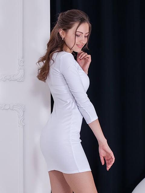 Платье белое Podium 5036976