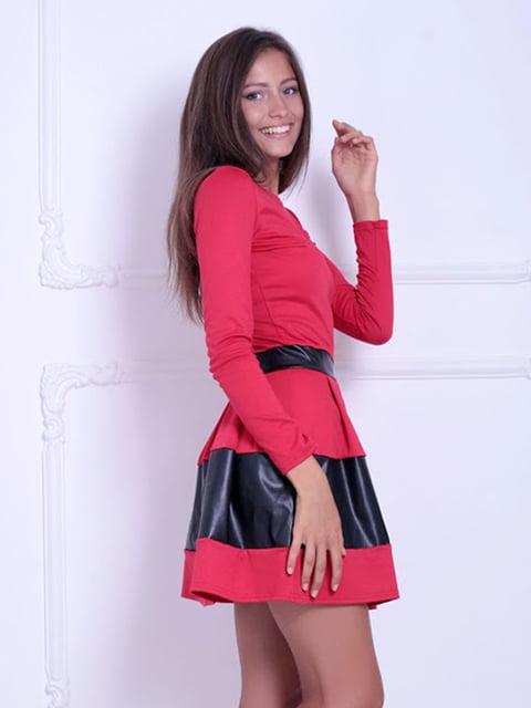 Платье двухцветное Podium 5037052