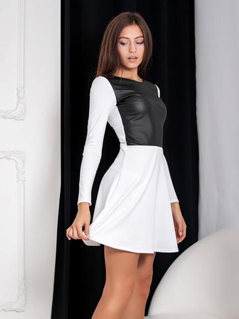 Платье двухцветное Podium 5037062