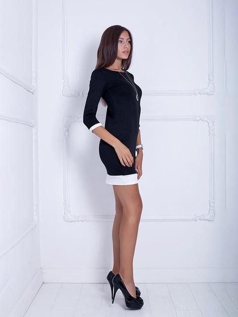 Платье черное Podium 5037096