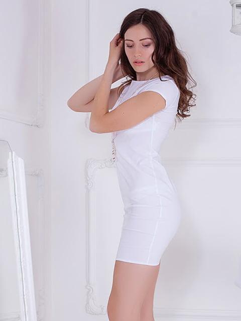 Платье белое Podium 5037118