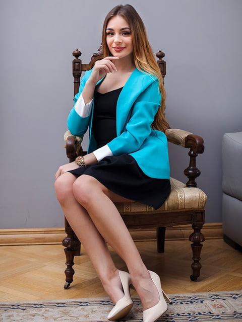 Жакет мятного цвета Podium 5037185