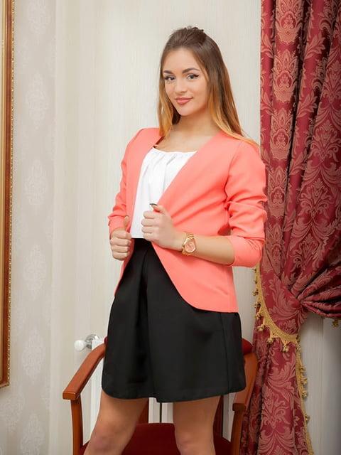 Жакет персикового цвета Podium 5037195