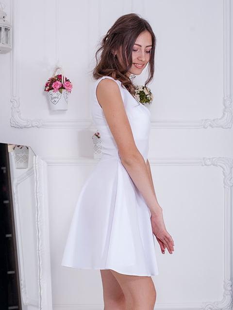 Платье белое Podium 5037203