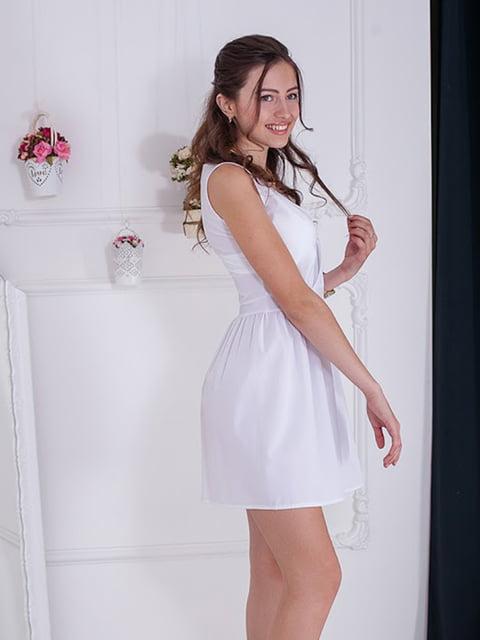 Платье белое Podium 5037205