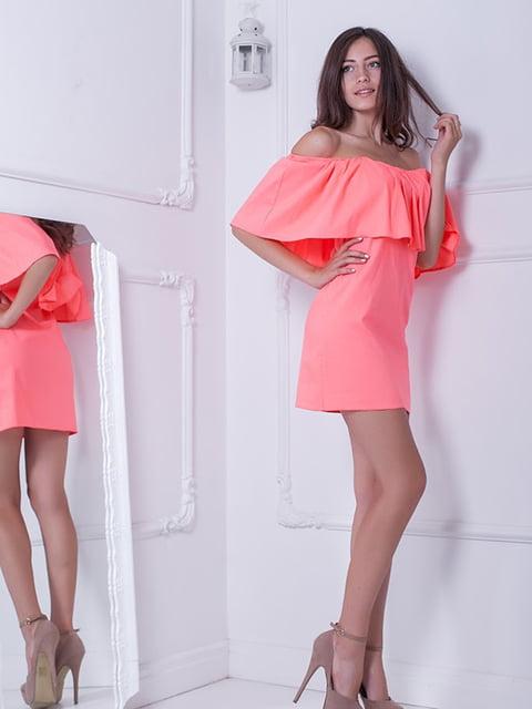 Платье персикового цвета Podium 5037240