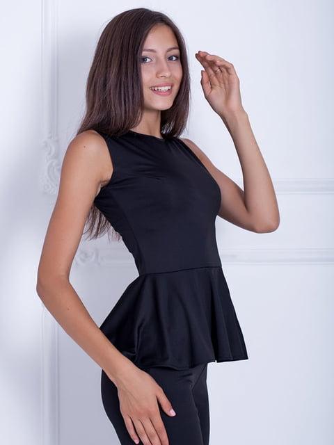 Блуза черная Podium 5037259