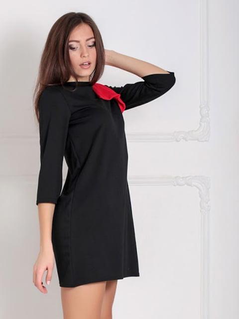 Платье черное Podium 5037260