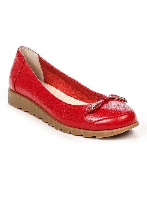 Балетки червоні Blizzarini 4965201