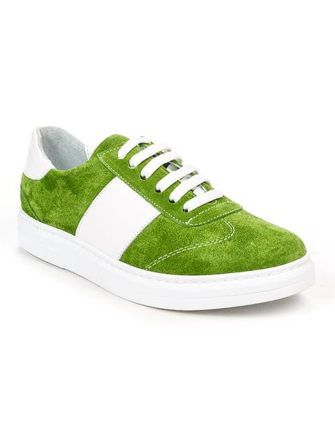 Кеди зелені La Pinta 4965216